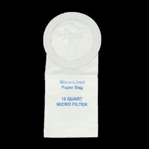 BKU-PF15 – 10-pack Paper bag filters for BKU-1