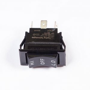SW-4 – Two-Speed Switch for BLOHARD®
